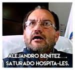 1.-Alejandro Benítez Herrera….Saturado hospitales.