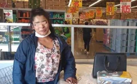 Detuvieron a una mujer robó pañales y whisky