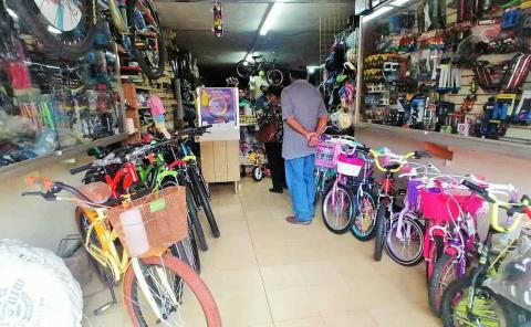 Ecovía aumentó la venta de bicicletas