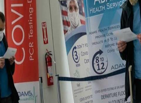 EU exige prueba covid a pasajeros