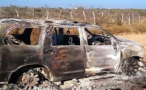 'Hallazgo de cuerpos calcinados no es un San Fernando': Segob