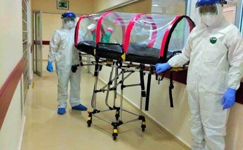 Abren Uneme para pacientes Covid-19