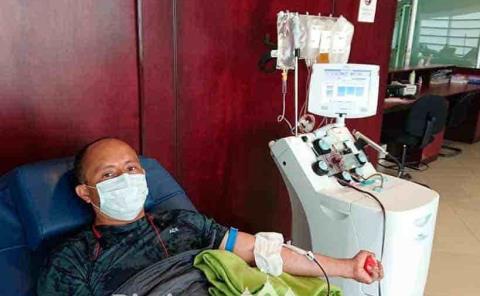 Donación de sangre es totalmente segura