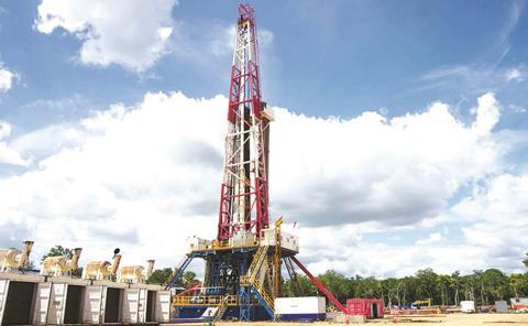 """""""Extraerán"""" petróleo en la Huasteca"""