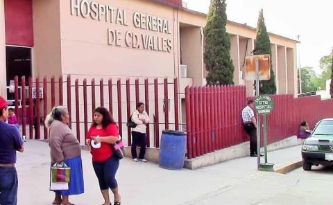 """Hospital General """"oferta"""" vacantes"""