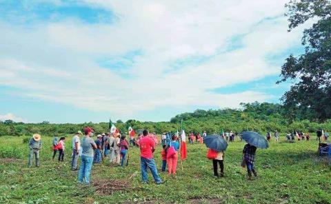 Advierten ejidatarios conflictos por tierras