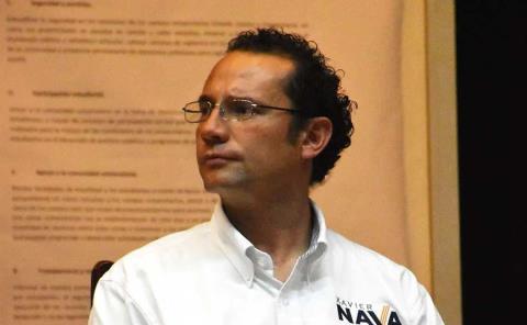 Sanción contra Xavier Nava
