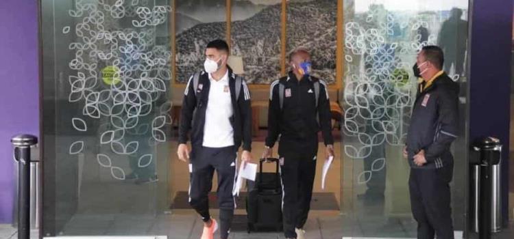 Tigres ya está en Qatar