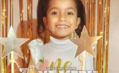 4 años cumplió la niña Valentina
