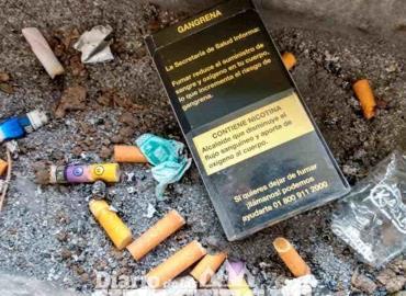 Poco a poco mata  a los fumadores