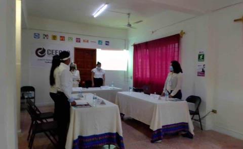 Registros presenciales en Tamazunchale