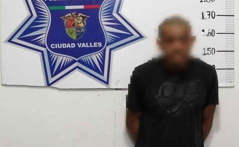 Jardinero detenido por la Municipal con droga