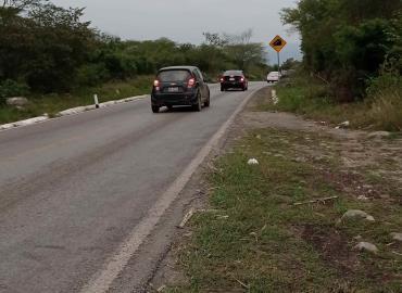 Continúan llegando turistas al Naranjo