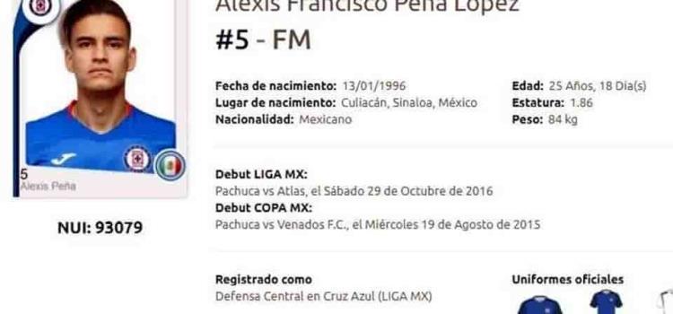 Ex Chiva será jugador del Cruz Azul