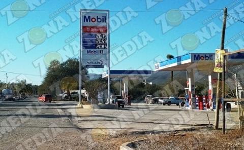 EL COMBUSTIBLE SUPERA LOS $20