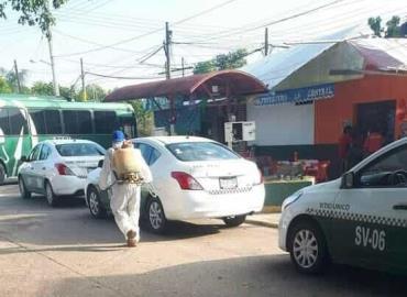 Transportistas en la quiebra