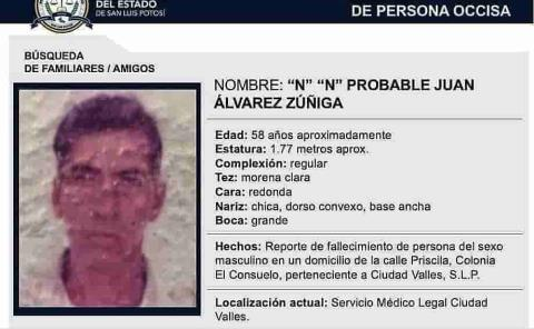 Buscan a familiares: