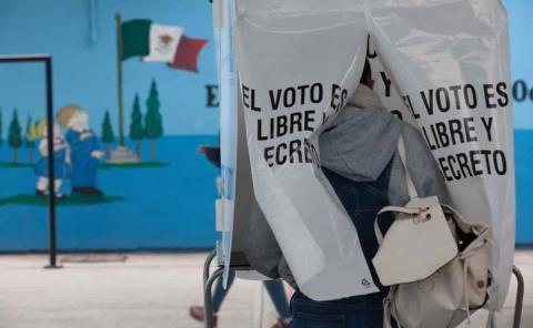 Listos protocolos para elecciones