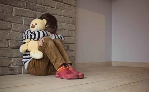 Niños con tendencias suicidas