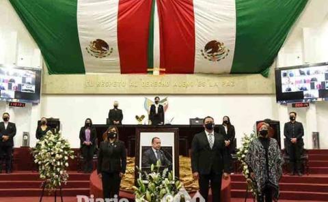 Rinde último homenaje a José Luis Muñoz Soto
