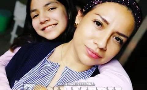12 años cumplió Abril Morales