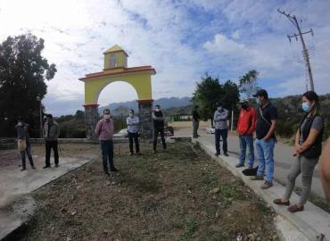 Alcalde construirá galera en San José