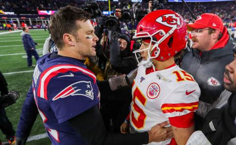 Kansas City y Tampa Bay por Super Bowl LV