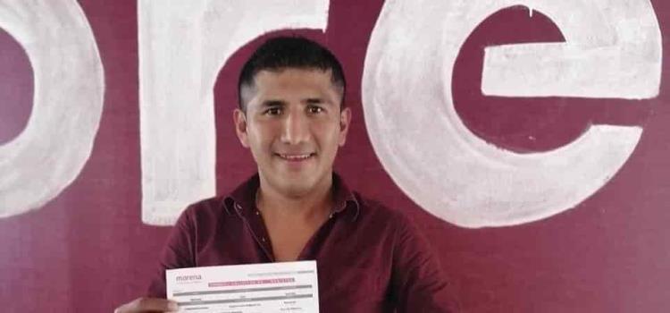 Gregorio Cruz será aspirante
