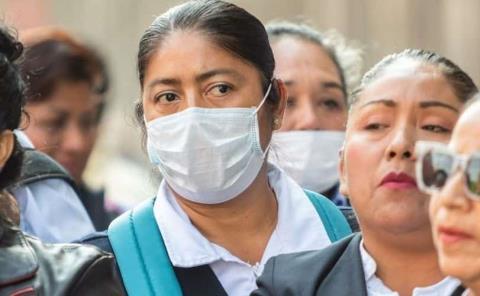 Exigen trabajadores de la Salud mejoras laborales