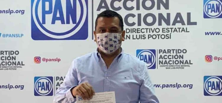 Alfredo Morán va por Alcaldía