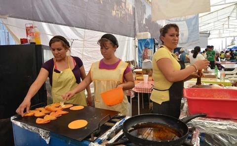Cancelarán Feria de la enchilada