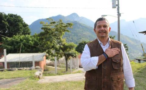 Octavio Pedroza en Sí por SLP