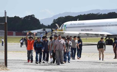 Deportaron a 27 potosinos