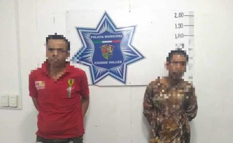 Dos detenidos por posesión de droga