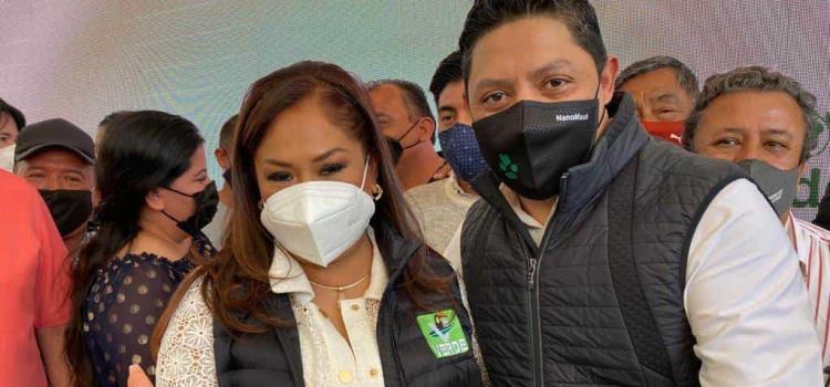 Sonia Mendoza deja el PAN por el Verde