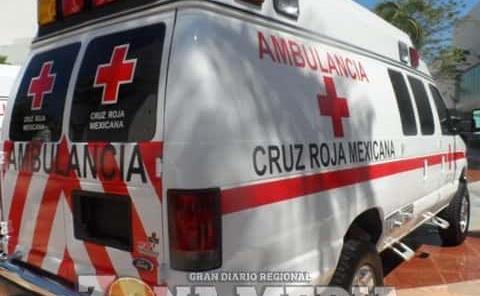 Venezolano convulsionó
