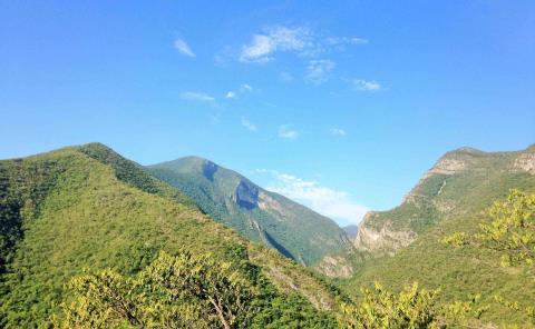 Buscarán conservar la Sierra Madre Oriental