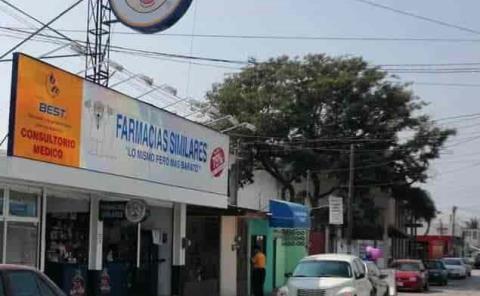 Robaron a una farmacia y se llevaron 23 mil pesos