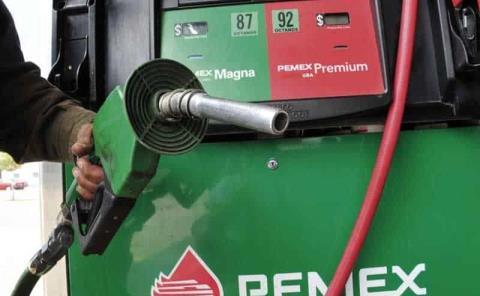 Imparable precio de gasolina