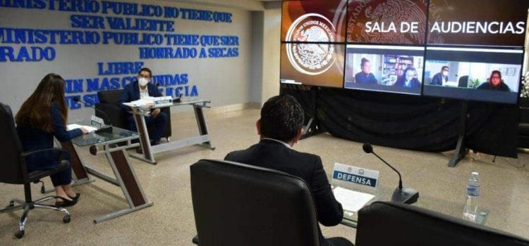 Simulación de juicio oral por litigantes de EE. UU.