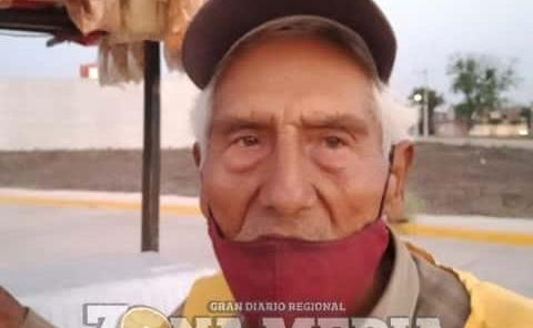 Don José es ejemplo de vida a sus 88 años