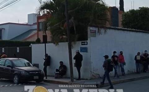 """Apartan espacio en INE por """"moche"""""""