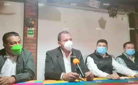 Quiero entregarles a los hijos de todos, un municipio seguro: Luis Fernando Hervert Orta