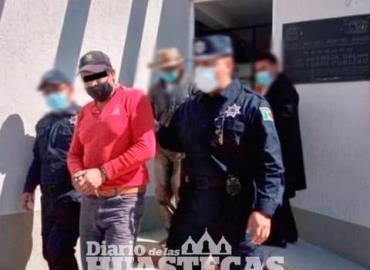 Detienen a sujeto acusado de violación