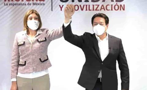 Transas y corrupción de Mónica Rangel