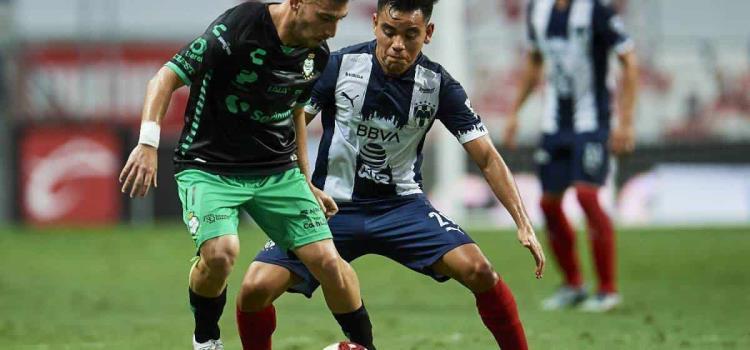 Santos y Monterrey a exponer el invicto