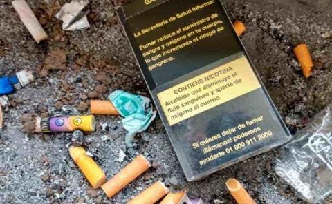 Tabaquismo acaba con los fumadores