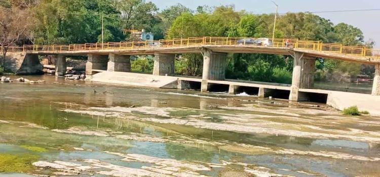 Tandeo urgente en el río Valles