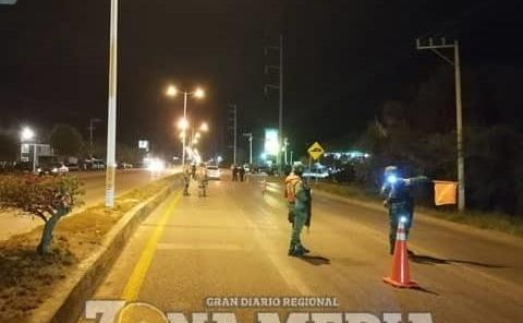 EX FUNCIONARIO ARMADO Y CON 1 MILLÓN DE PESOS