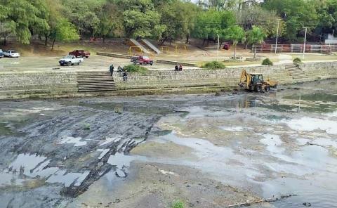 Sacan 6 toneladas de basura del río